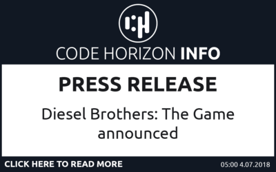 Diesel Brothers: The Game Based Announced